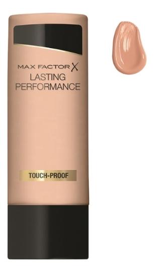 Тональная основа под макияж Lasting Performance 35мл: 101 Ivory Beige max factor макс фактор 101 35мл жидкое тональное прочного нефрита фарфора цвета переименованы розовый держать макияж жидкое тональное средство