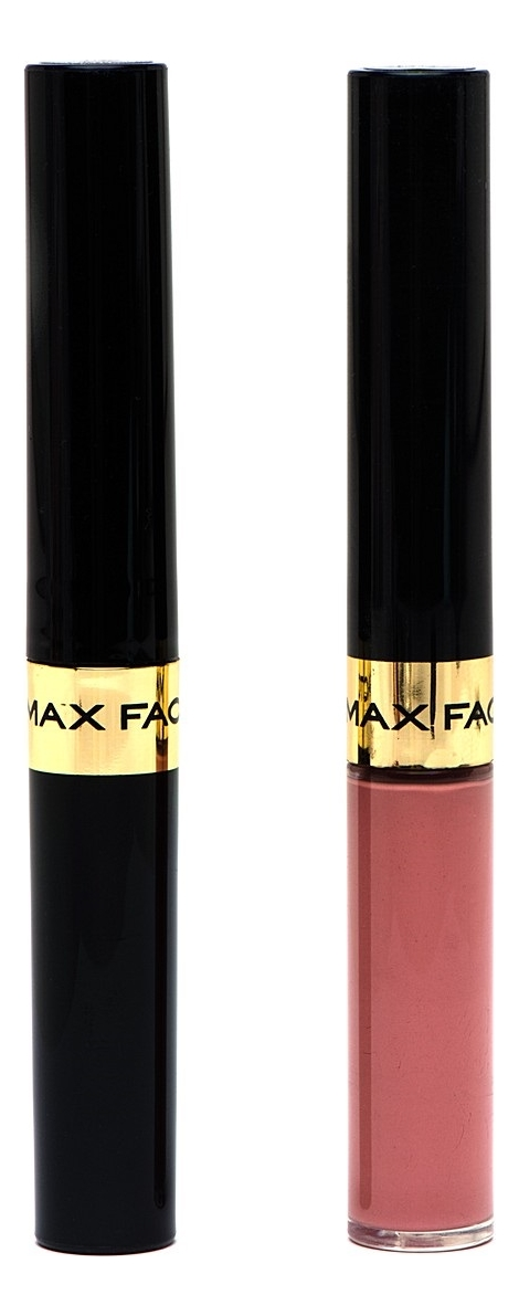 Стойкая губная помада и увлажняющий блеск Lipfinity: 006 Always Delicate стойкая помада и блеск max factor