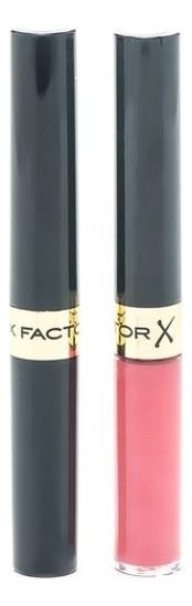 Стойкая губная помада и увлажняющий блеск Lipfinity: 026 So Delightful стойкая помада и блеск max factor