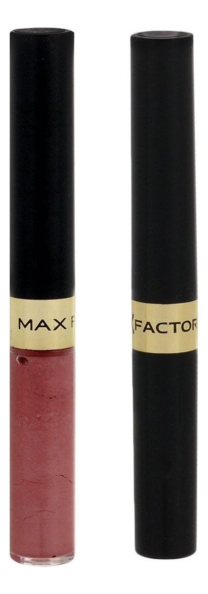 Стойкая губная помада и увлажняющий блеск Lipfinity: 070 Spisy стойкая помада и блеск max factor
