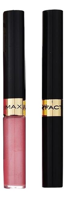 Стойкая губная помада и увлажняющий блеск Lipfinity: 148 Forever Precious стойкая помада и блеск max factor