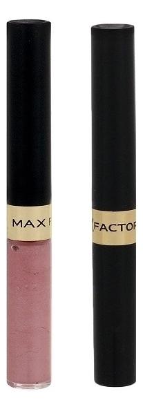 Стойкая губная помада и увлажняющий блеск Lipfinity: 160 Iced стойкая помада и блеск max factor