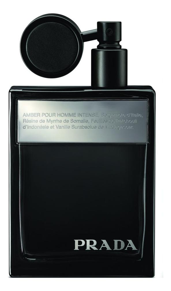 Prada Amber Pour Homme Intense: парфюмерная вода 100мл тестер prada prada intense туалетные духи тестер 50 мл