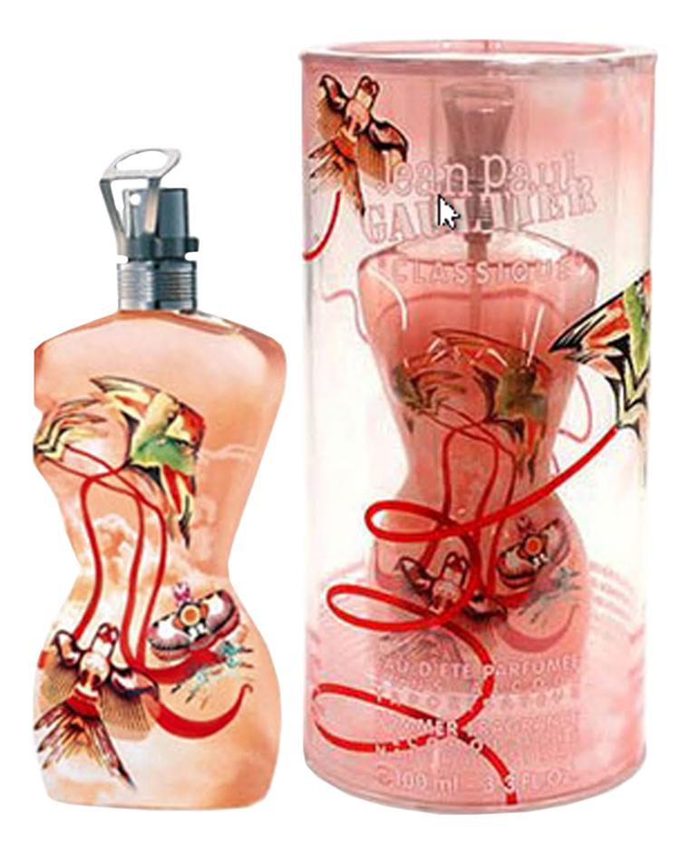 Jean Paul Gaultier Classique Alcohol Free Summer 2006: парфюмерная вода 100мл