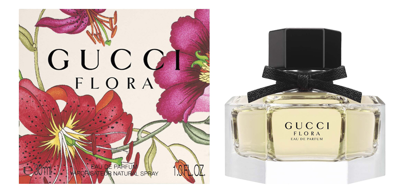 Gucci Flora by Gucci Eau de Parfum: парфюмерная вода 30мл