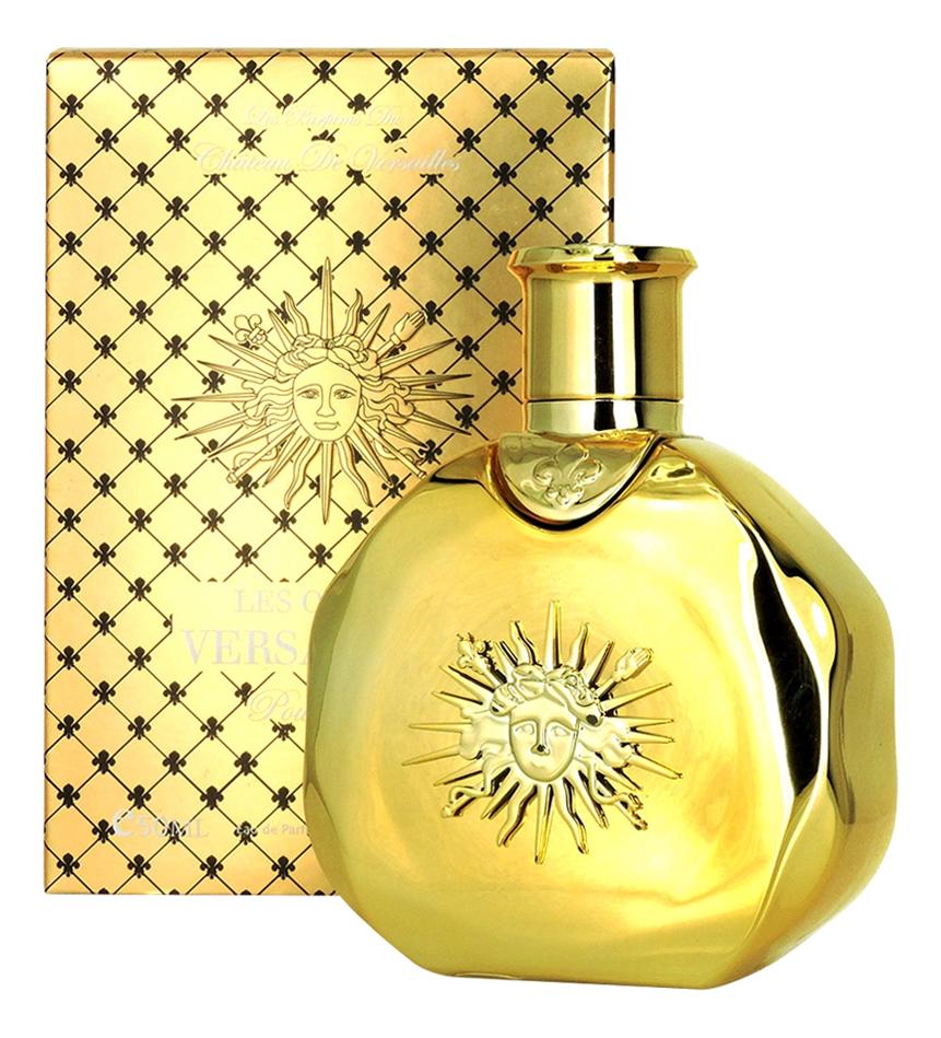 Parfums du Chateau de Versailles Les Ors de Versailles Pour Elle: парфюмерная вода 50мл atelier des ors larmes du desert отливант парфюмированная вода 18 мл
