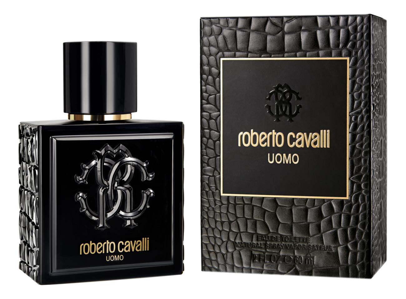 Roberto Cavalli Uomo: туалетная вода 60мл туника roberto cavalli