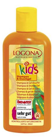 Детский шампунь-гель для душа 200мл нк ушастый нянь шампунь детск 200мл витаминный кор невская косметика