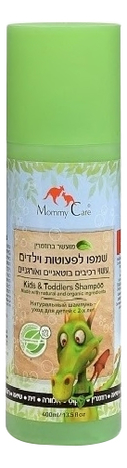 Шампунь с натуральными маслами Kids & Toddlers Natural Shampoo 400мл: 400мл