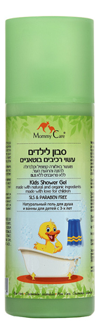 Натуральный гель для душа Kids & Toddlers Natural Shower Gel 400мл: Гель для душа 400мл