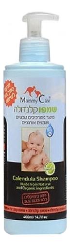 Органический шампунь на основе лечебных трав On Baby Bath Time Shampoo 400мл: Шампунь 400мл