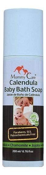 Органическое мыло с экстрактом календулы Baby Bath Time Soap 200мл: Мыло 200мл