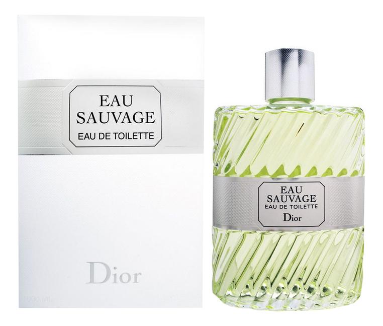 Christian Dior Eau Sauvage: туалетная вода 100мл туалетная вода christian dior sauvage 100 мл мужская