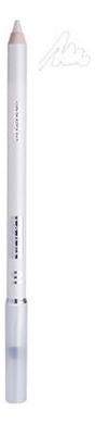 Карандаш для век с аппликатором Multiplay Eye Pencil 1,2г: 01 Icy White карандаш для век eye pencil тон 01 nouba