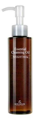 Очищающее гидрофильное масло для лица Essential Cleansing Oil 150мл гидрофильное масло для лица cosmos natural anti age 150мл