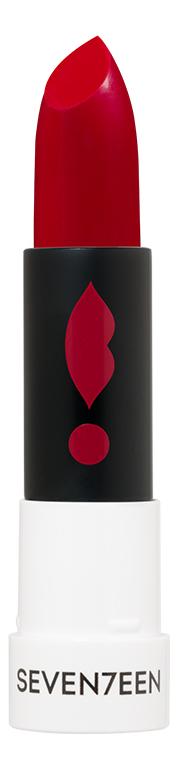 Устойчивая матовая губная помада Matte Lasting Lipstick SPF15 5г: 10 Красные губки помада seventeen seventeen se039lwywx02