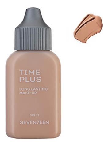 Тональный крем длительного действия Time Plus Long Lasting Make-Up 35мл: 04 Medium
