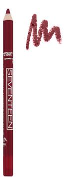 Карандаш для губ с витамином Е Supersmooth Waterproof Lipliner (водостойкий) 1,2г: 08 Cranberry карандаш для губ с витамином е supersmooth waterproof lipliner водостойкий 1 2г 08 cranberry