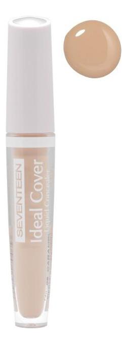 Консилер для лица Ideal Cover Liquid Concealer 5г: 06 Caramel консилер для лица essence camouflage matt concealer 5мл 70 dark caramel