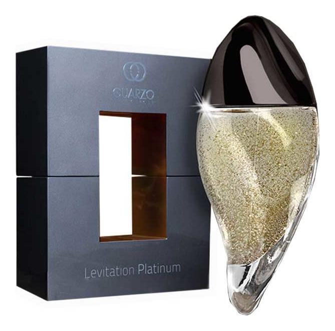 Cuarzo The Circle Levitation Platinum: парфюмерная вода 75мл