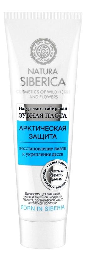 Зубная паста Арктическая защита 100г