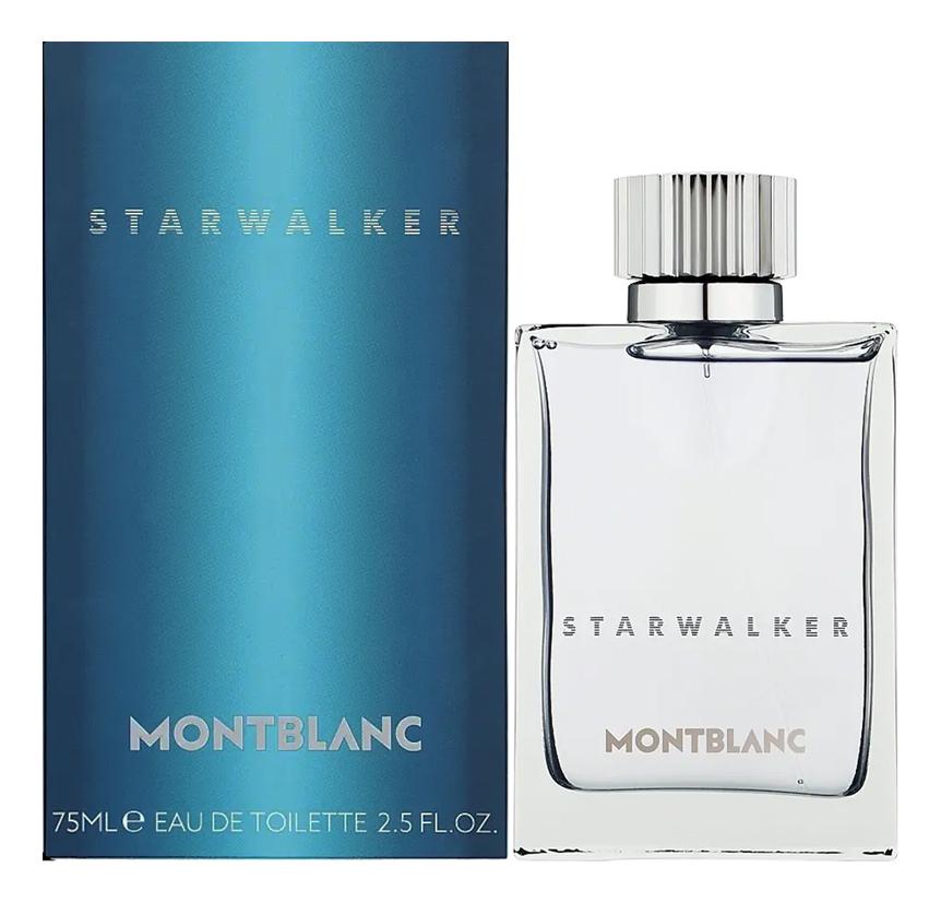 Mont Blanc Starwalker: туалетная вода 75мл солнцезащитные очки montblanc mont blanc mb 416s 48f