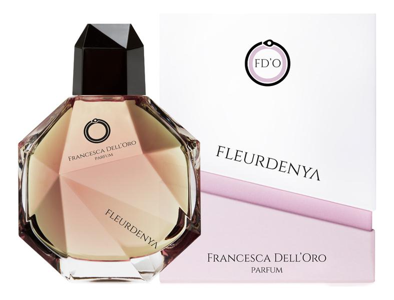 Francesca Dell`Oro Fleurdenya: парфюмерная вода 100мл сумка francesca peretti francesca peretti fr072bwinbb8