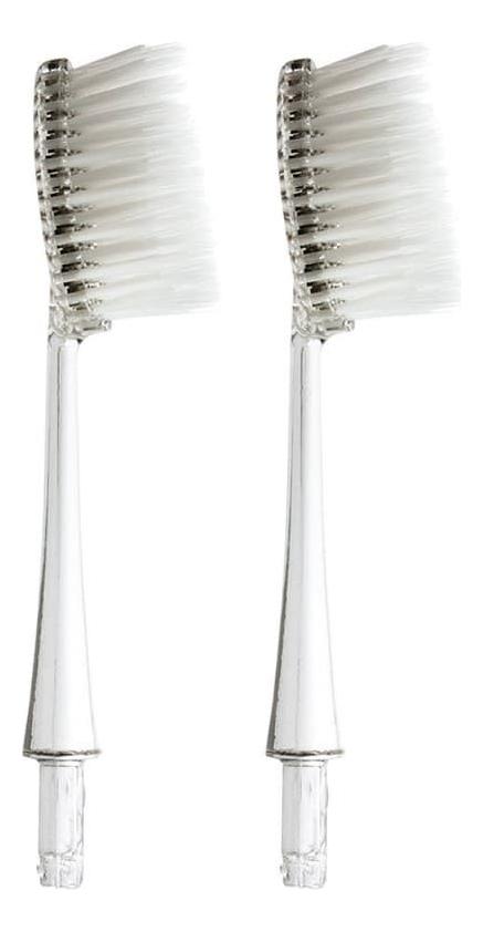 Насадки сменные для зубных щеток Toothbrush Replacement Head 2шт (средняя)