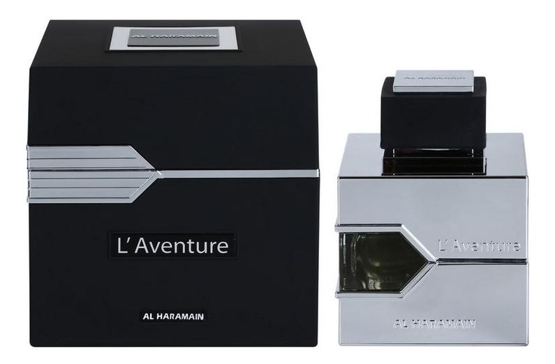 Al Haramain Perfumes L'Aventure: парфюмерная вода 100мл al haramain perfumes rain dance pink парфюмерная вода 100мл