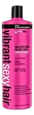 Кондиционер для сохранения цвета Vibrant Sulfate-Free Color Lock Conditioner: 1000мл