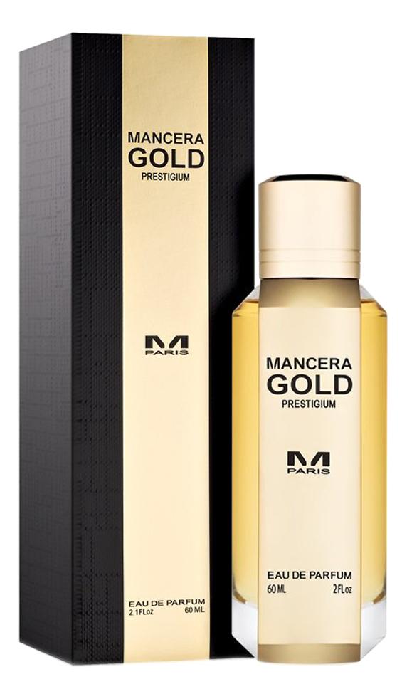 Mancera Gold Prestigium: парфюмерная вода 60мл burberry body парфюмерная вода 60мл