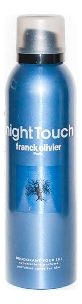 Franck Olivier Night Touch: дезодорант 200мл