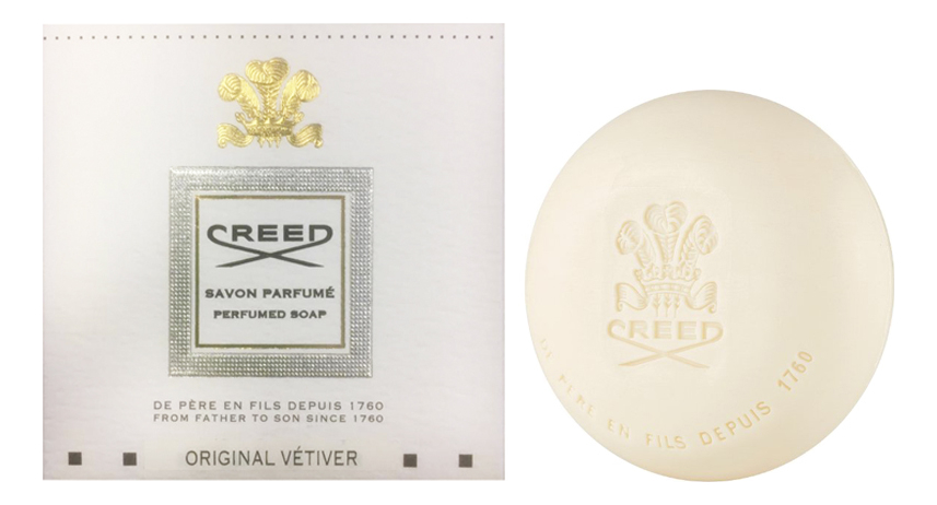Creed Original Vetiver: мыло 150г creed fleurissimo мыло 150г