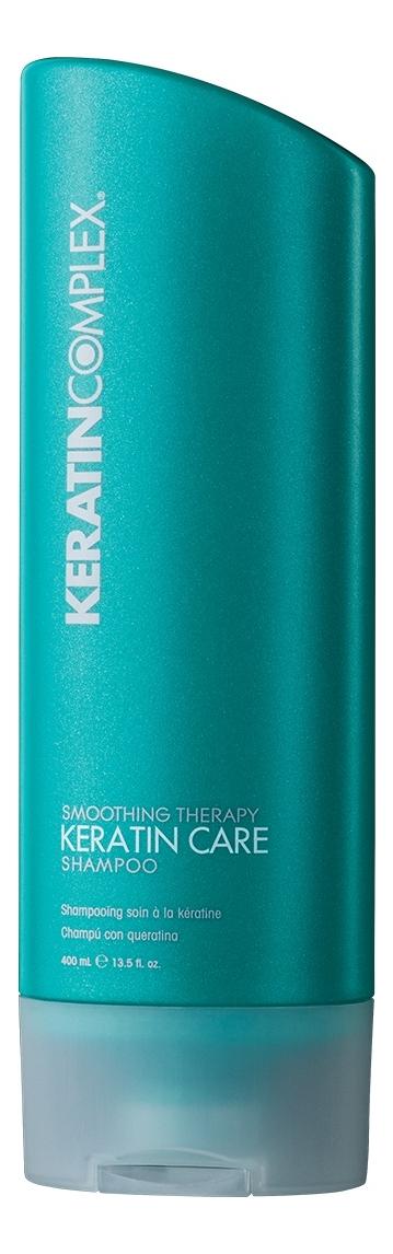 Шампунь с кератином Keratin Care Shampoo: Шампунь 400мл