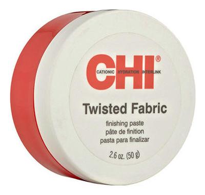 Гель для укладки волос Крученое волокно Twisted Fabric Finishing Paste: Гель 50г
