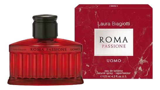 Laura Biagiotti Roma Passione Uomo : туалетная вода 125мл laura biagiotti roma uomo туалетная вода 75 мл