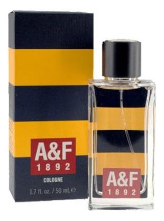 Abercrombie & Fitch 1892 Yellow: одеколон 50мл