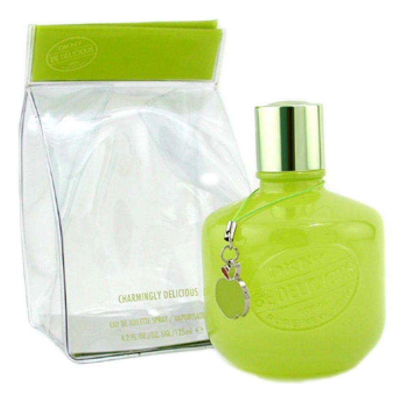 DKNY Be Delicious Charmingly Delicious: туалетная вода 125мл