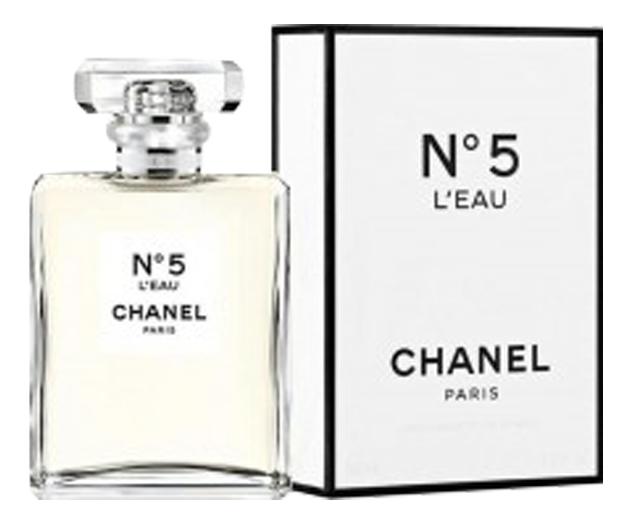 Chanel No5 L'Eau: туалетная вода 35мл chanel n 5 leau туалетная вода 50 мл