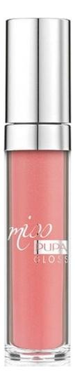 Блеск для губ Miss Pupa Gloss 5мл: 202 Frosted Apricot clarins eclat minute блеск для губ 02 apricot shimmer