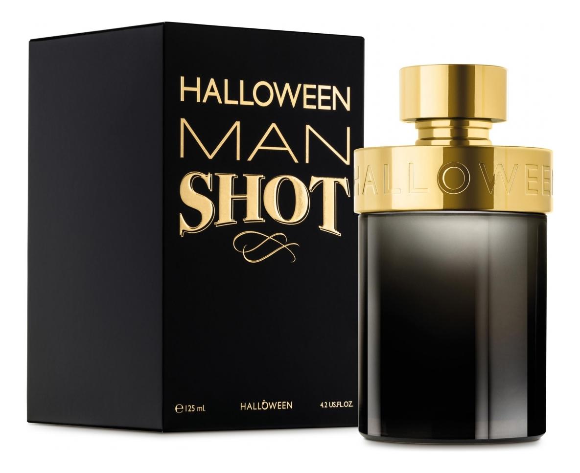 J.Del Pozo Halloween Man Shot: туалетная вода 125мл