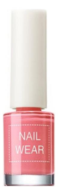 Лак для ногтей Nail Wear 7мл: No 10 лак для ногтей nail wear 7мл no 31