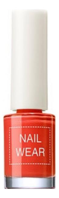 Лак для ногтей Nail Wear 7мл: No 11 лак для ногтей nail wear 7мл no 31