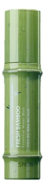Мист для лица и тела с экстрактом бамбука Fresh Bamboo Essential Water Mist 100мл спрей the saem pure energy hydro mist blue water page 7