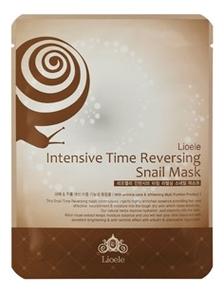 Маска для лица с муцином улитки Intensive Time Reversing Snail Mask 23г