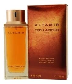 Ted Lapidus Altamir : туалетная вода 125мл