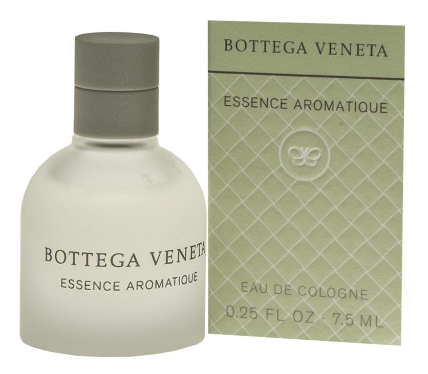 Bottega Veneta Essence Aromatique: одеколон 7,5мл кошелек bottega veneta