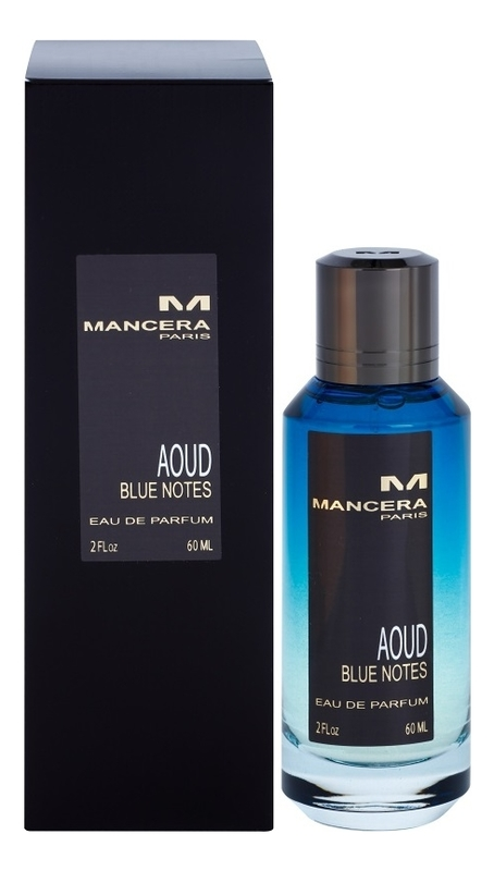 Mancera Aoud Blue Notes: парфюмерная вода 60мл burberry body парфюмерная вода 60мл