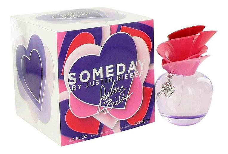 Justin Bieber Someday: парфюмерная вода 100мл чехол для iphone 6 глянцевый printio justin bieber джастин бибер