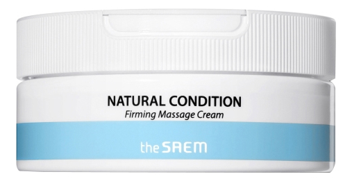 Крем для лица массажный укрепляющий Natural Condition Firming Massage Cream: Крем 200мл гирудотонус крем массажный